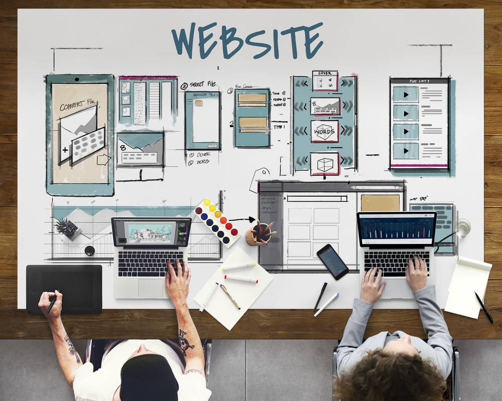 С чего начать создание сайта